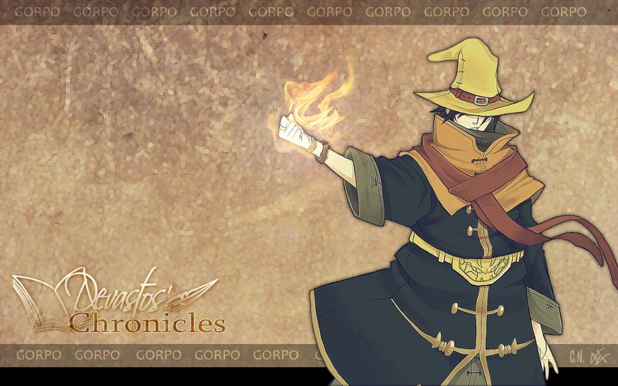 Like Baka Eu Ja Assisti Esse Anime: Gorpo Wallpaper By FelipeNero On DeviantArt