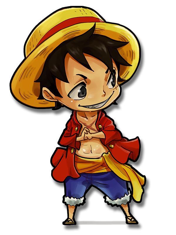 Lil Pirate King by FelipeNero