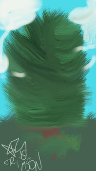 Sketch this: tree
