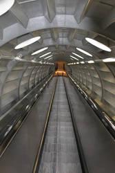 Escalator by ad-initium