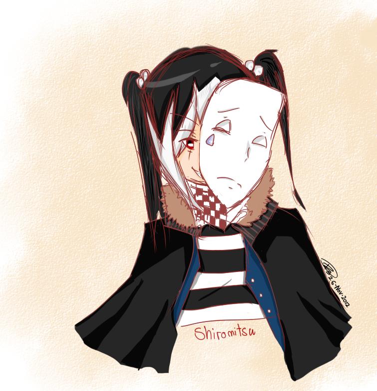 Stupid art of my Avi (Gaiaonline) by SawaHaru