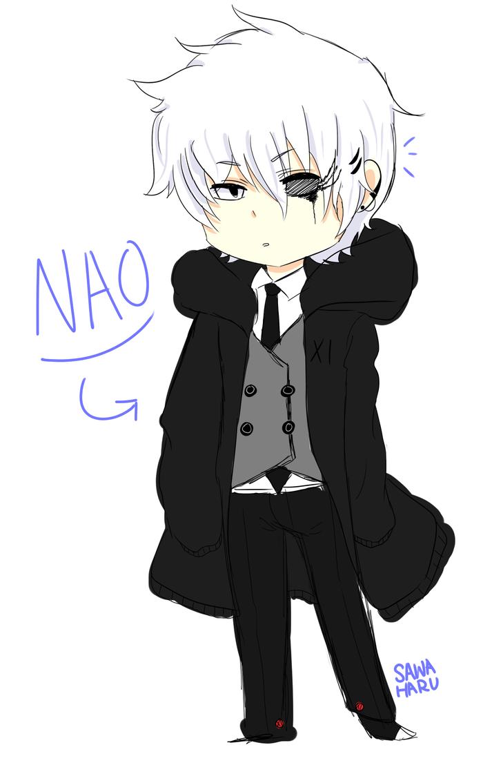 Oc - Nao by SawaHaru