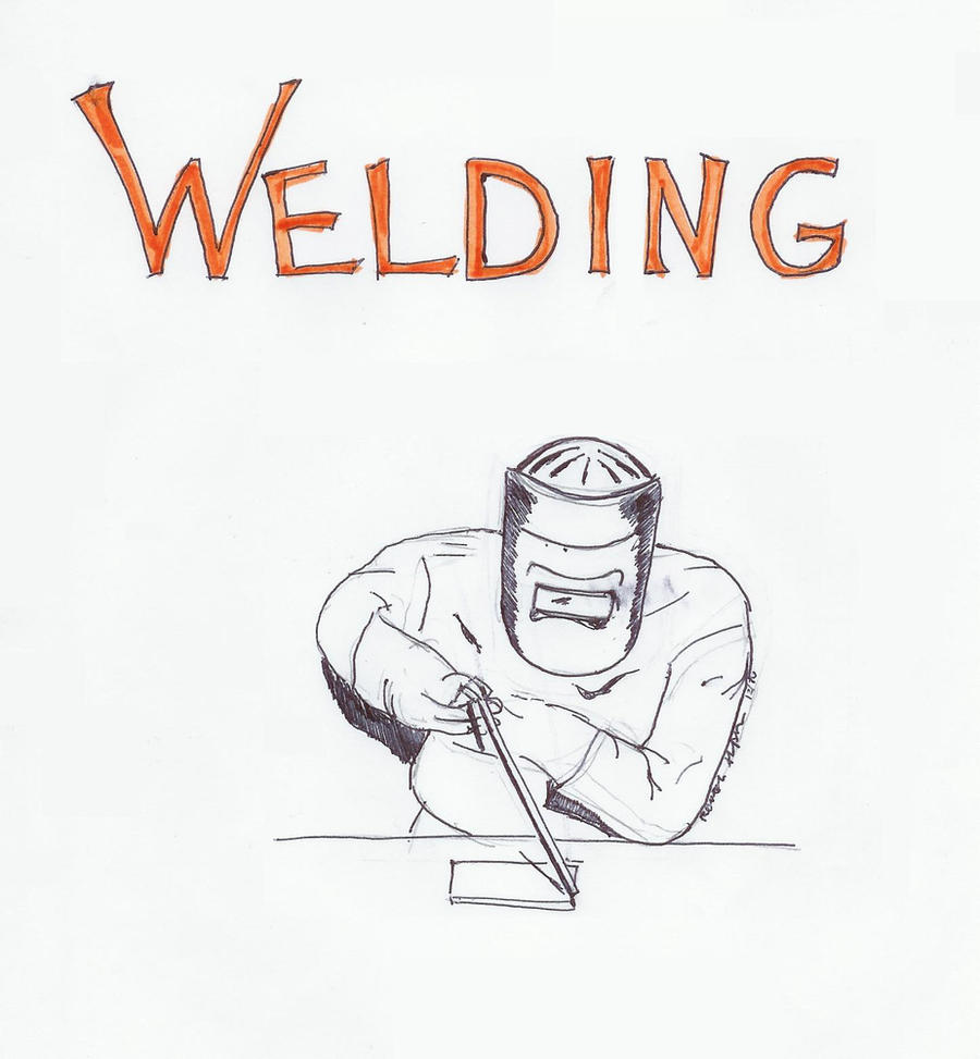 Arc Welding by matrix541