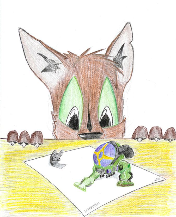 Magic Pencils by matrix541