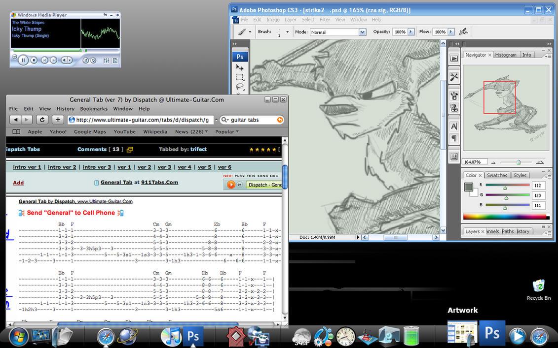 Screenshot by matrix541