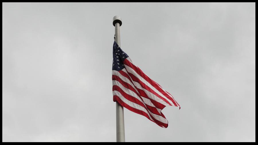 Flag II by matrix541