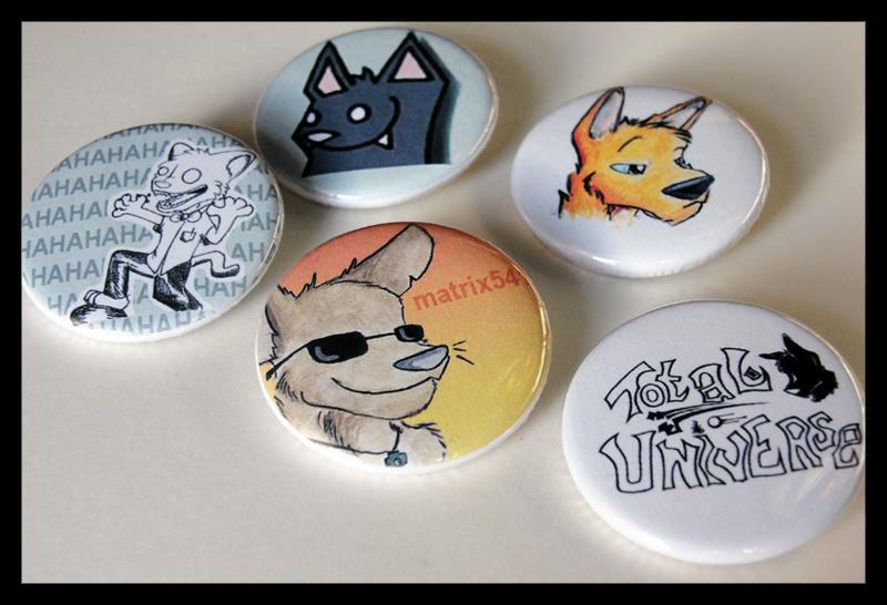 Buttons by matrix541