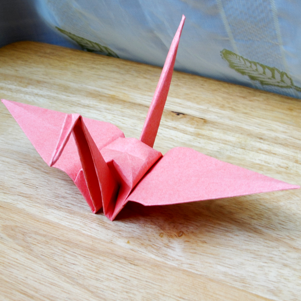 1000 Paper Cranes by matrix541