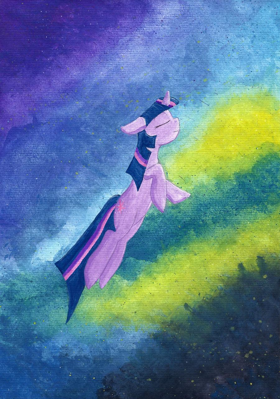 Among the Stars by matrix541