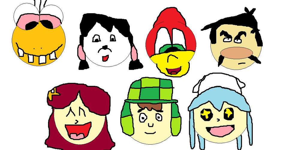 Dream Cartoon Network Emojis By Tommypezmaster On Deviantart