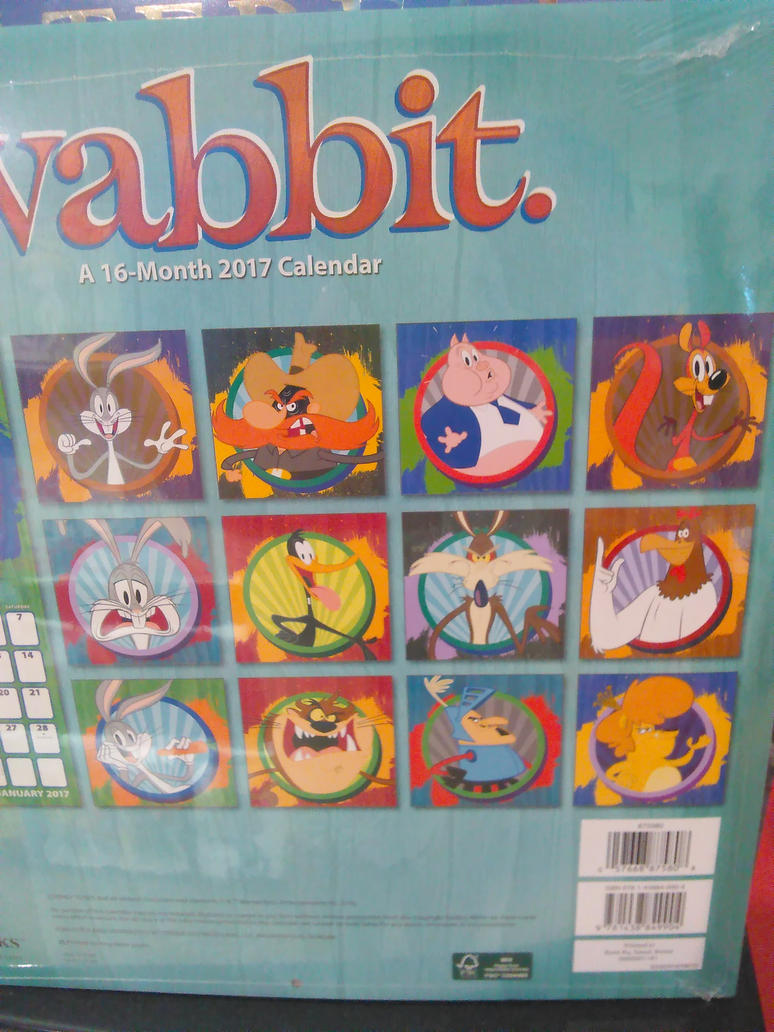 Wabbit calendar leaked characters by Tommypezmaster