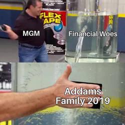 MGM Flex Tape