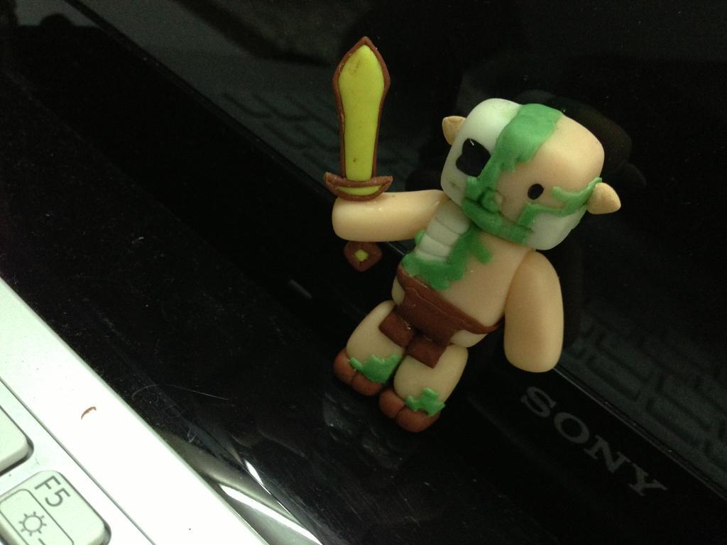 Best Wallpaper Minecraft Zombie Pigman - zombie_pigman_minecraft_model___9minecraft_team_by_9minecraft-d618nsf  Graphic_934267.jpg