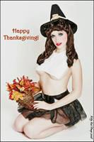Happy Thanksgiving by zairia