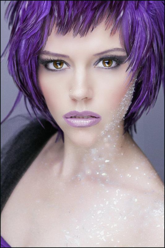 Tiffany purple by zairia