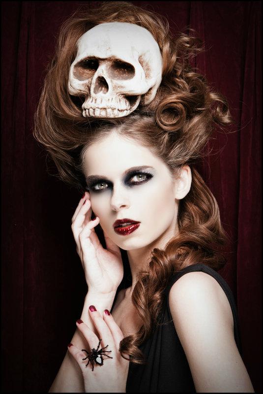 Skull by zairia