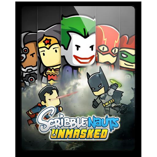 Scribblenauts Unmasked V2 by dander2