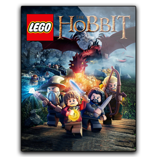 Lego - The Hobbit by dander2