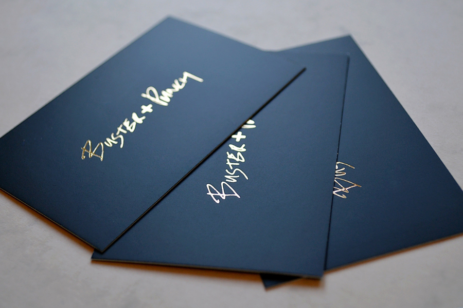 Gold Foil Business Cards by maxcarter711 on DeviantArt