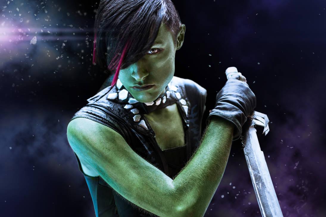 Gamora by thebooradlus