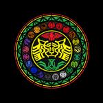 Kamen Rider Sun Catcher Design