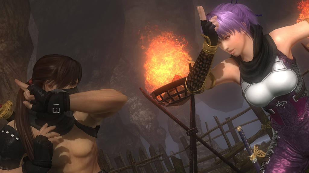 ryu hayabusa and ayane relationship