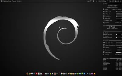 Ubuntu 10.04 LTS by mhnassif