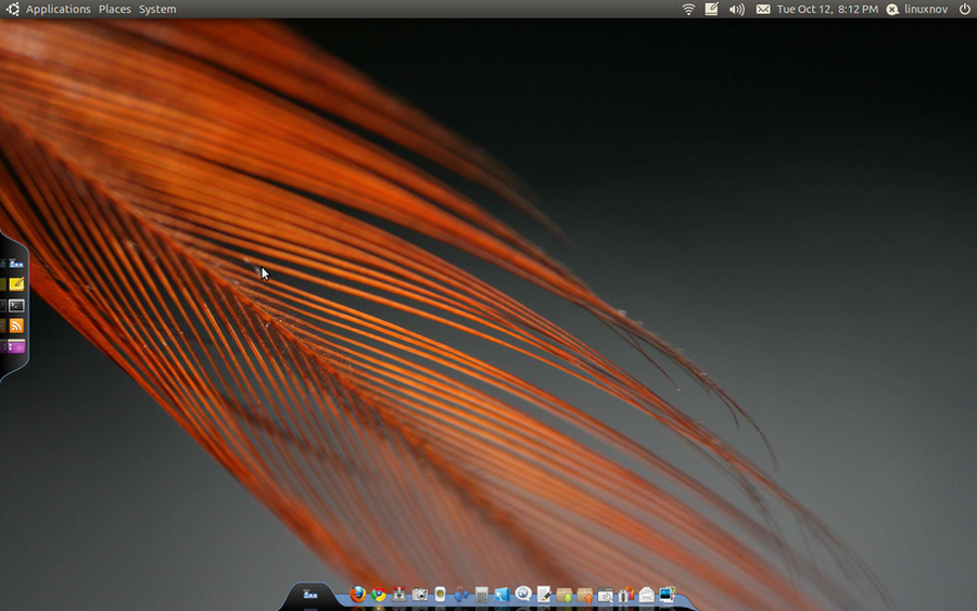 Ubuntu 10.10 Maverick Meerkat by mhnassif