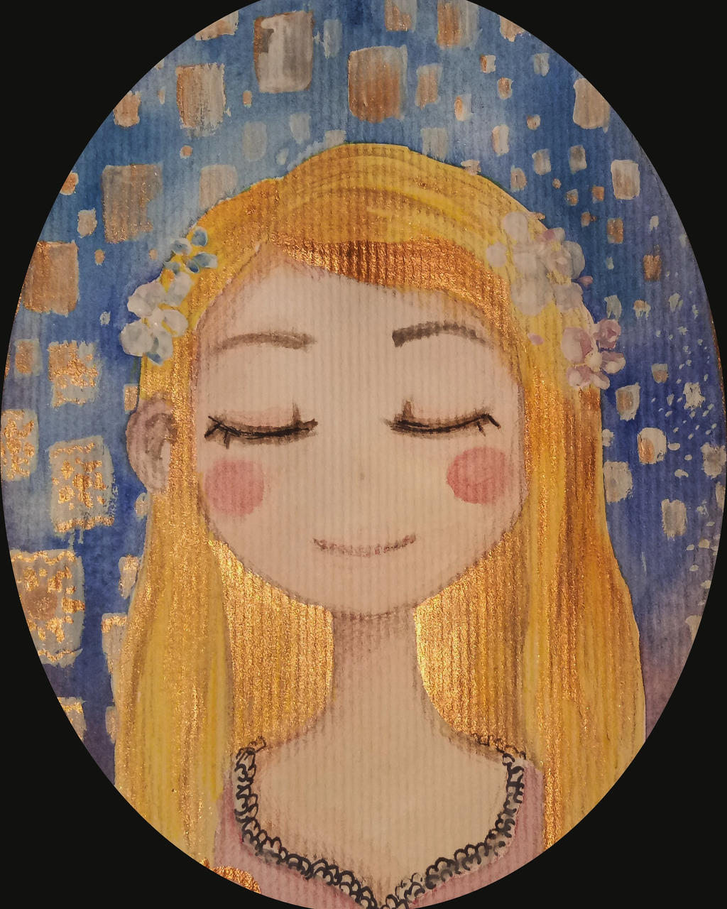 Rapunzel by HannaLoony