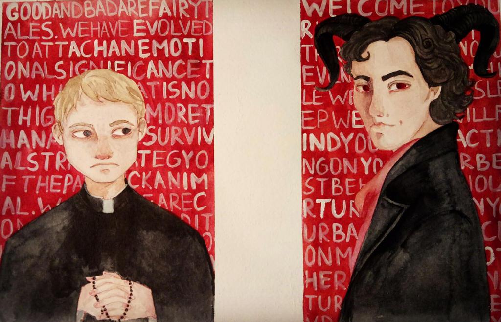 Sherlock by HannaLoony