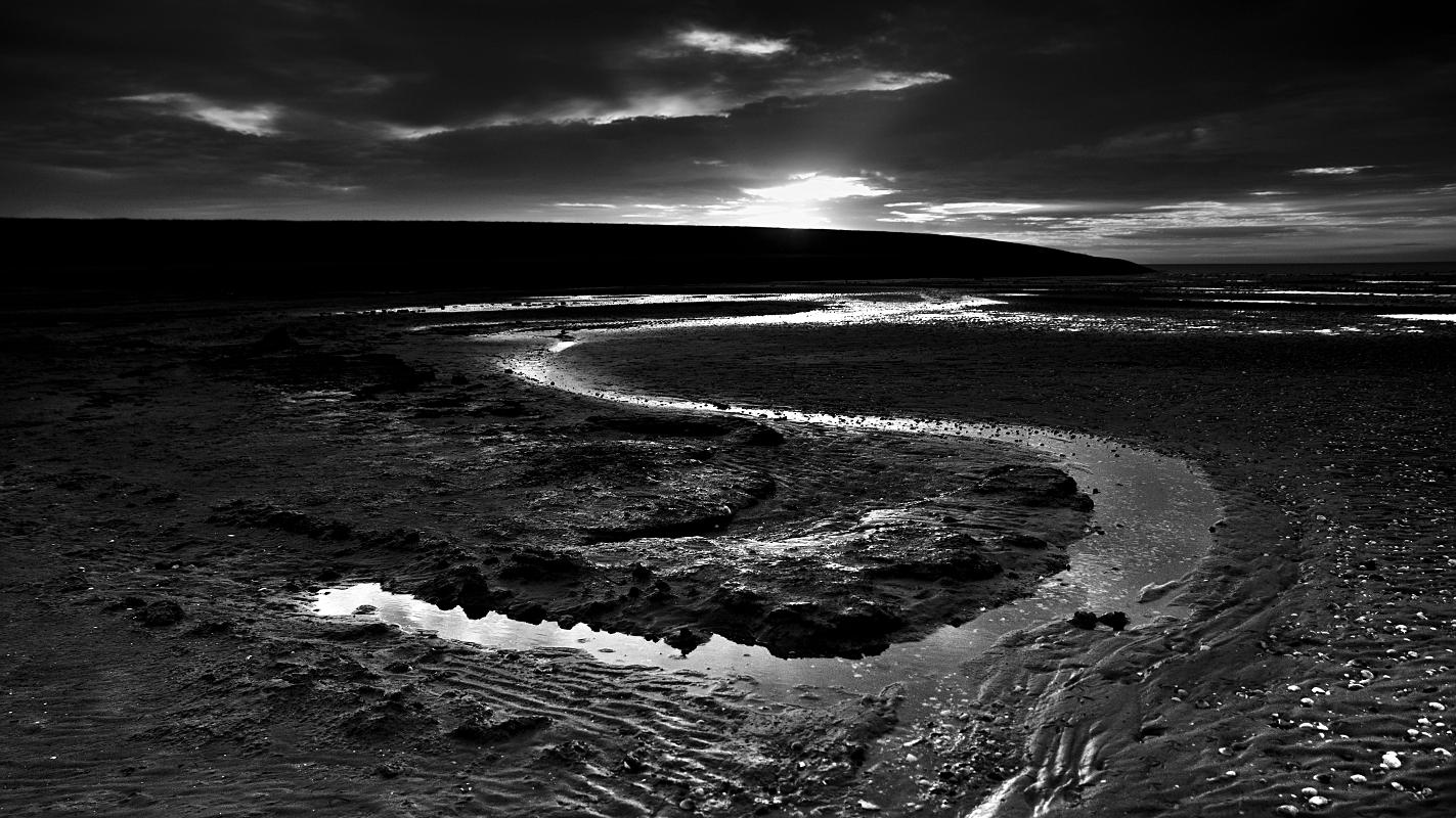 Wad a sunrise by Myrddhin