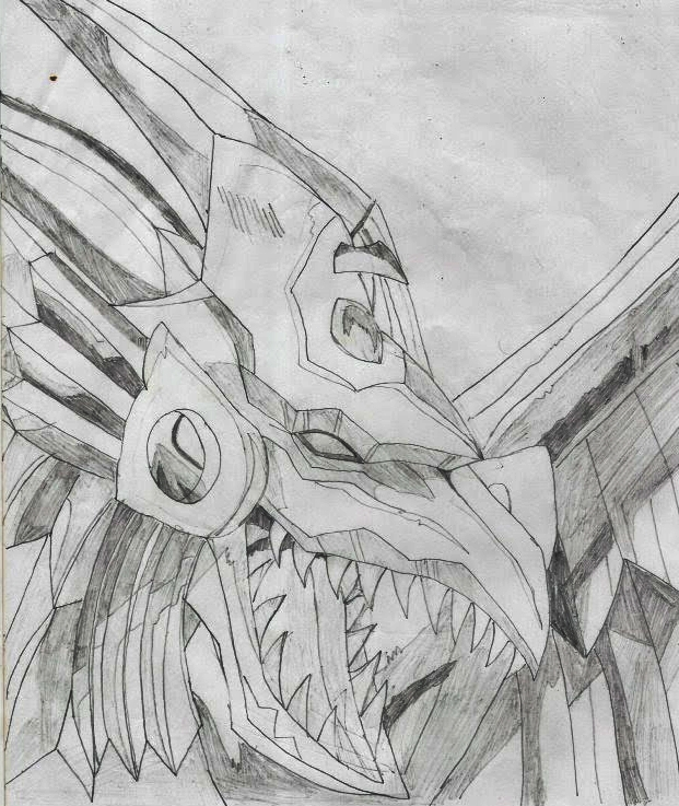 The Winged Dragon Of Ra By Gamer Supreme On Deviantart