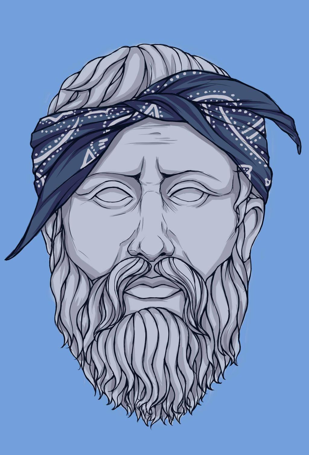 Philosophical Gangsta By A Star G On Deviantart