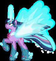 Commission: ConorXPetunia (Daydream Sparkle)