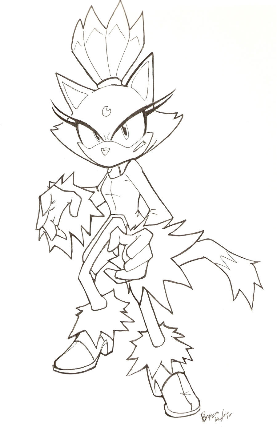 Blaze Coloring Coloring Pages