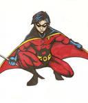 Robin: Tim Drake