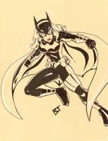 Batgirl by Vauz
