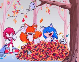 Fall Time Fun
