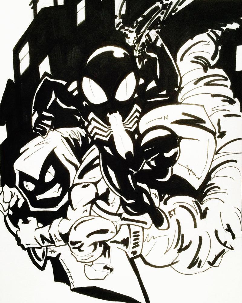 SVH black and white by Vauz