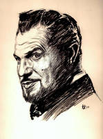 Vincent Price by Gossamer1970