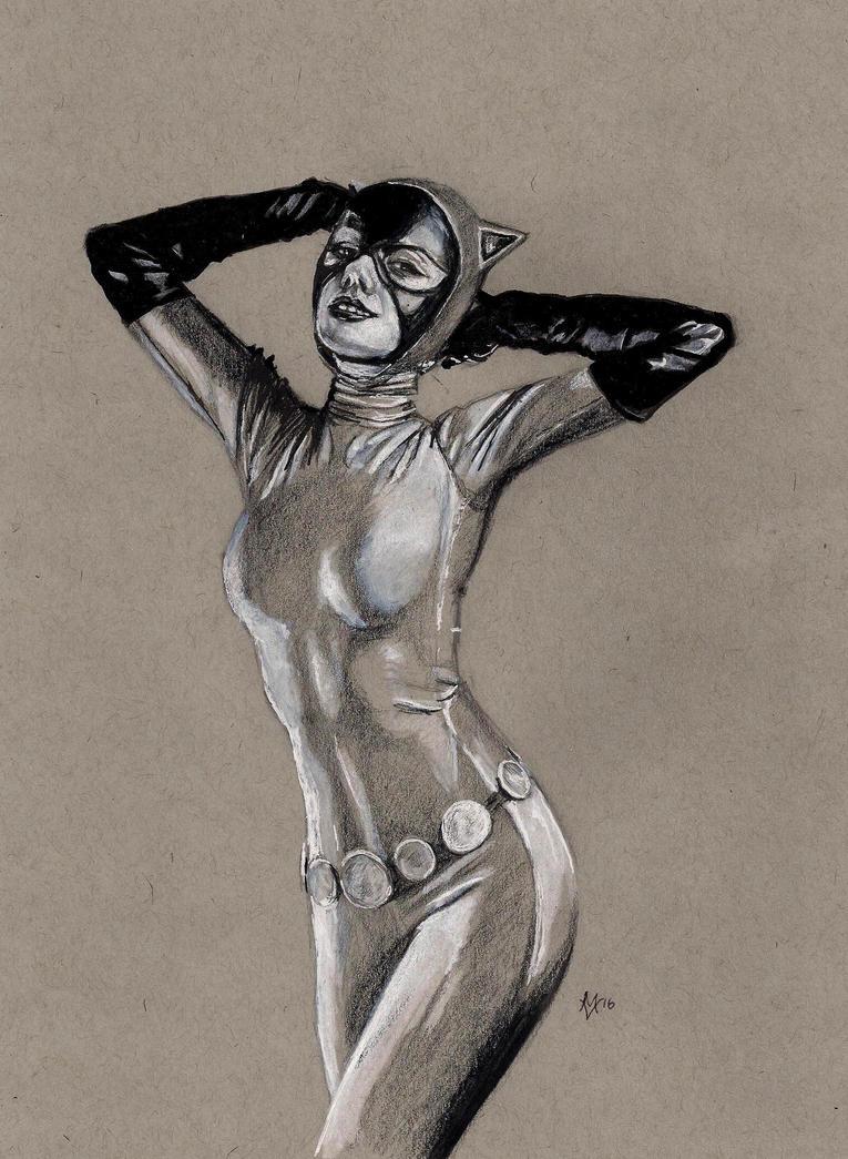 Catwoman by Kamiko-Zero by Gossamer1970