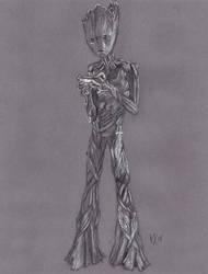 Groot by Gossamer1970