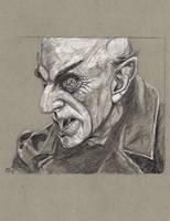 Monster A Go Go 3: Nosferatu by Gossamer1970