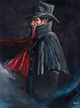 Lamont Cranston the Shadow