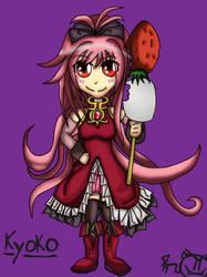 Magical Kyoko by Metanorn