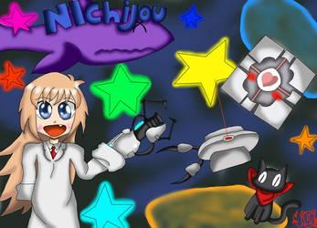 Nichijou Portals by Metanorn