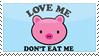 Don't Eat Me by phantom