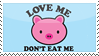 Don't Eat Me by phantom