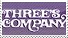 Threes Company by phantom