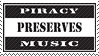 Piracy Preserves Music by phantom